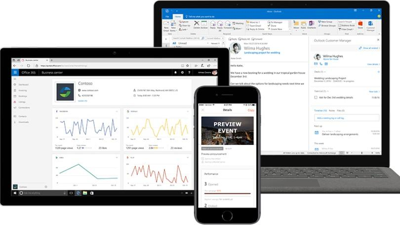 Microsoft 365 Business Is About to Disrupt a Whole Lot of SMB Apps